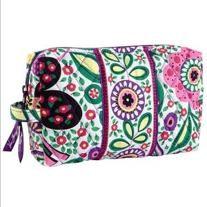 Vera Bradley | 'Viva la Vera' Medium Cosmetic Bag